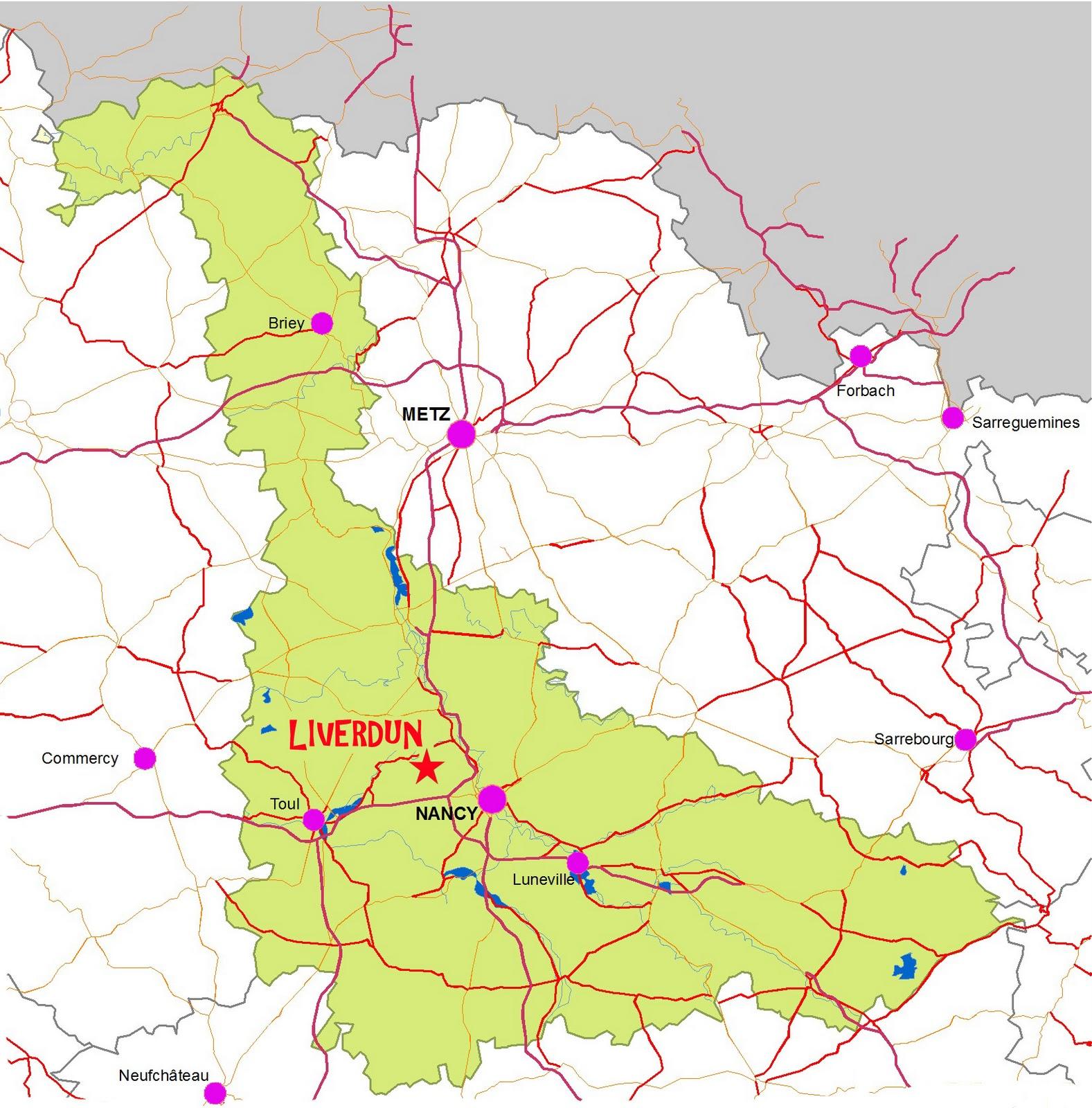 Patrimoine de lorraine liverdun 54 la porte haute for Laporte louisiana