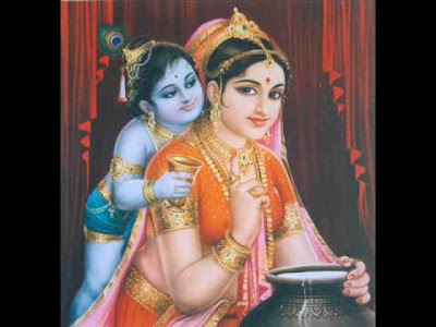 Lord krishna childhood stage rare sketches wallpapers