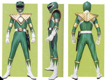 Another Ranger appears in Season One. Which is Tommy Oliver.