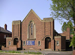Harton Methodist Church