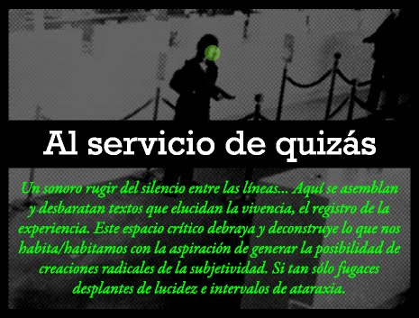 al servicio de quizs