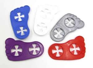 Little Feet Sock Pairer Clips