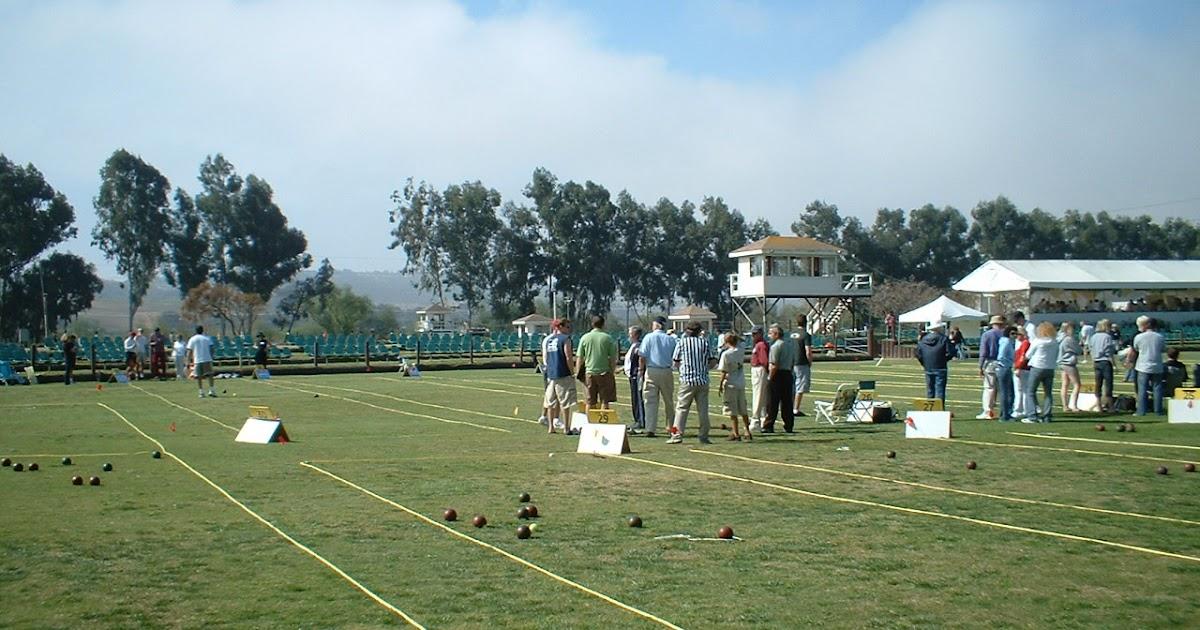 Arty Velarde Bocce Ball vs Lawn Bowls