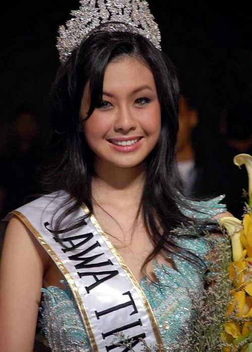 Sandra Angelia, Miss Indonesia 2008