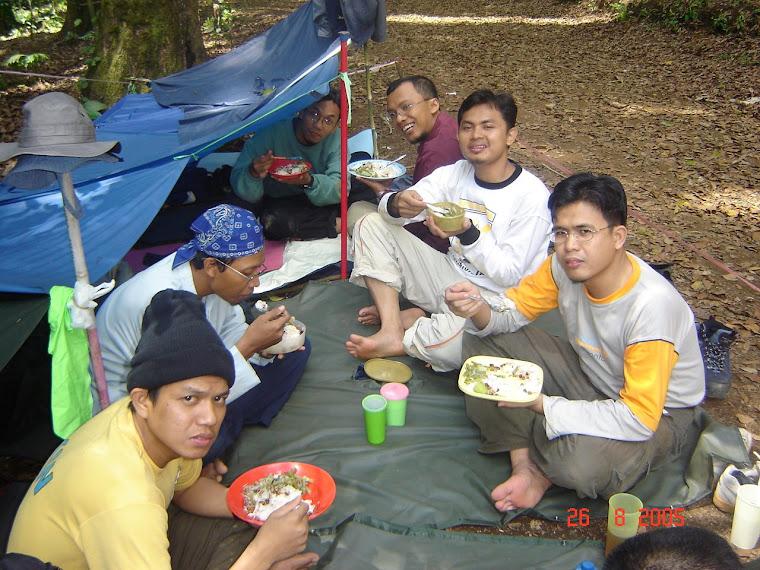 Mukhoyyam Tarbawy di Halimun