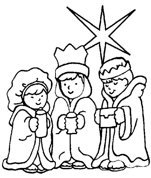 Bible Angel Coloring Pages For Kids