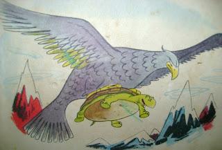 La Tortuga y el Aguila