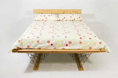 something new and different: Creative Beds