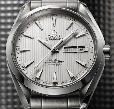 Omega Seamaster Aqua Terra Annual Calendar Watch
