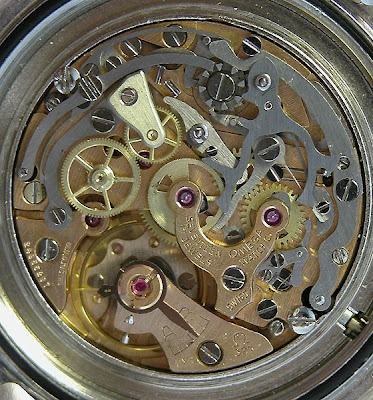 Omega Speedmaster watch movement cal 321