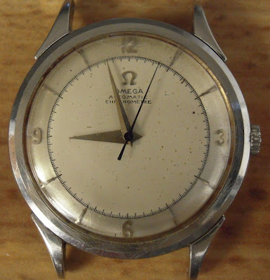 Omega Chronometer Watch cal 352