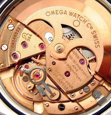 Omega Constellation Watch Movement cal 564