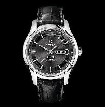 Omega De Ville Hour Vision Annual Calendarwatch