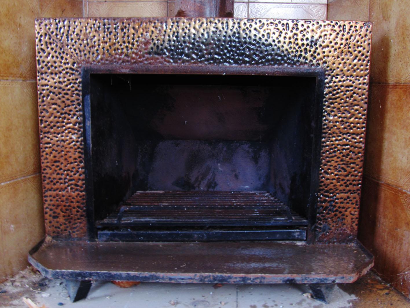 Antiguedadesrusticas chimenea y estufa - Utensilios de chimenea ...