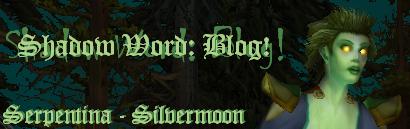 Shadow Word: Blog!