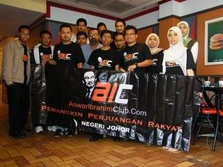 Team AIC Negeri Johor
