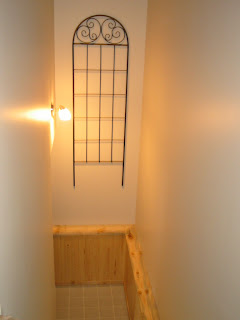 stairwell+after How I Shop for Groceries  I Dont Go to Town!