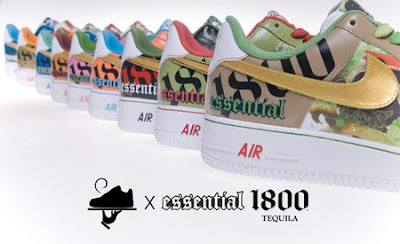 essentialairforce1 1800 Tequila Presents Their Exclusive Artist Collaborations
