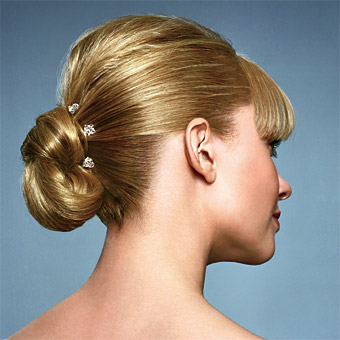 how to make an updo