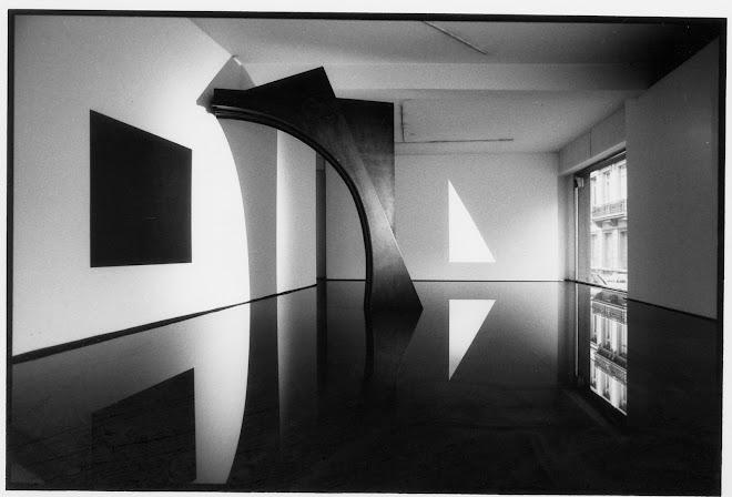 Galerie E. Tilman 1996 - Photo M. Devriendt