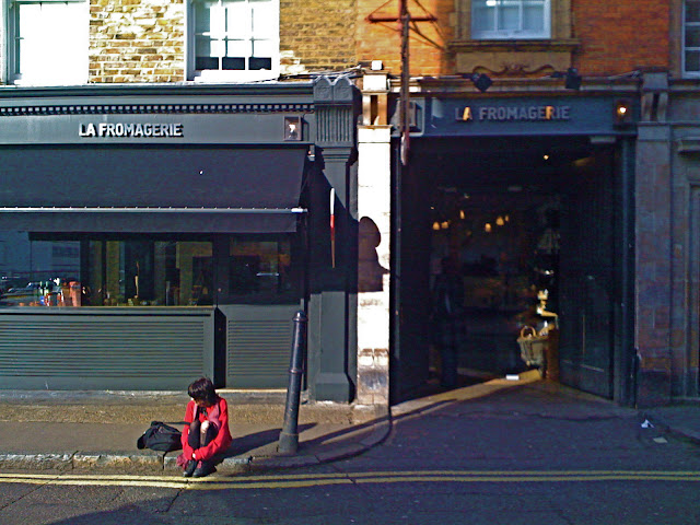 La Fromagerie in Moxon St