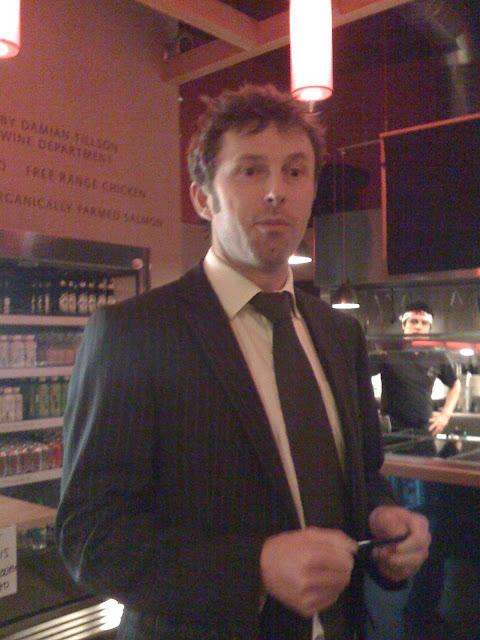 Damian Tillson of Sotheby's