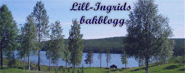 Lill-Ingrids bakblogg