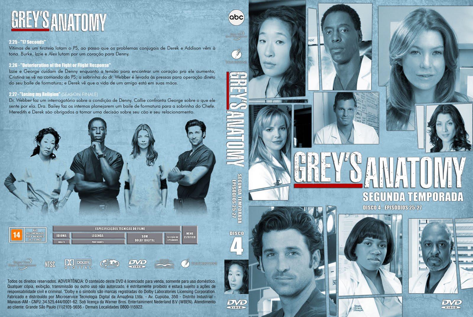 Tolle Greys Anatomy Serie 2 Fotos - Menschliche Anatomie Bilder ...