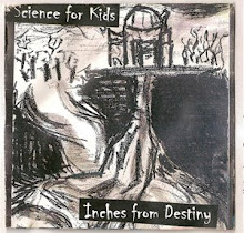 "Science For Kids - ""Inches From Destiny"" CD 1998"