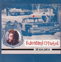 "Dutchland Diesel - ""All New Police"" CD"