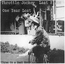"Throttle Jockey - Three On a Meathook"" 7"""