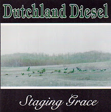 "Dutchland Diesel - ""Staging Grace"" CD"