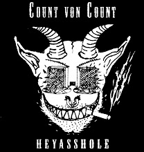 "Count von Count - ""Hey Asshole"" CD"