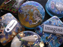 cast resin pendants