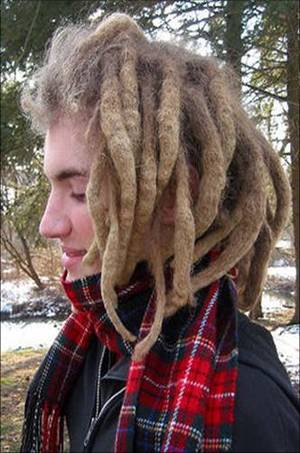 filthy dreadlocks