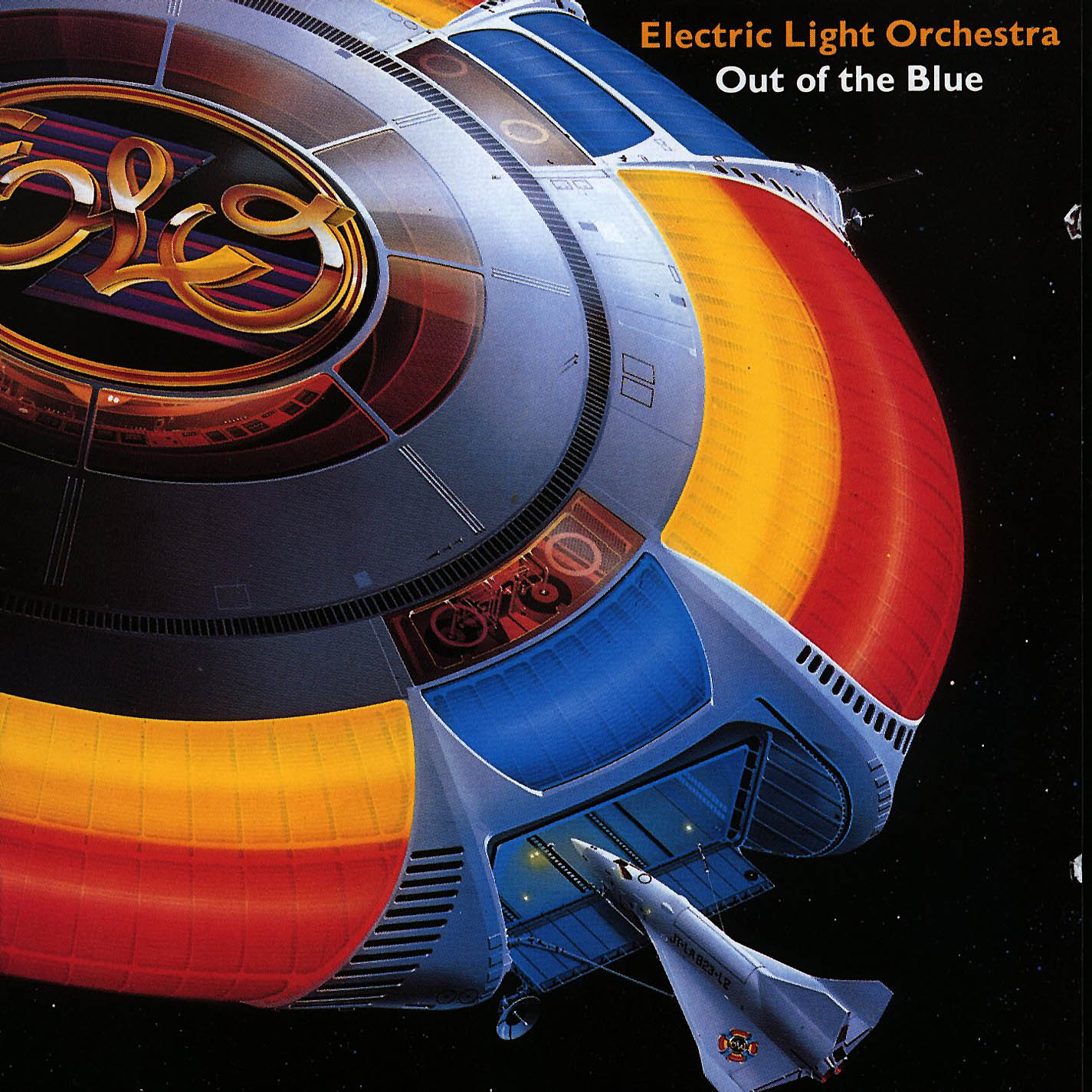 Electric Light Orchestra Discovery Descubrimiento
