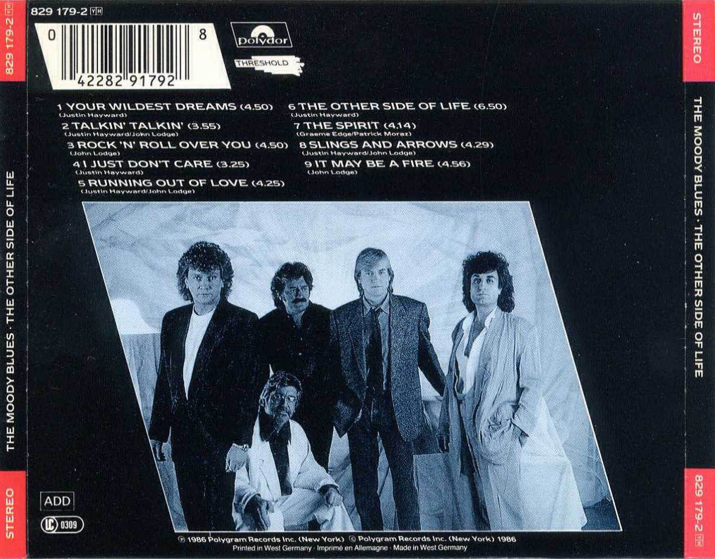 musicotherapia  the moody blues