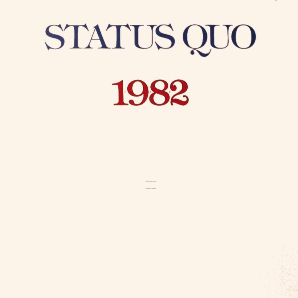 Status Quo - 1982