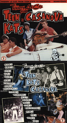 Second Teen Kats reissue - Big Beat Records
