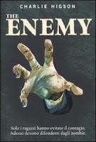 Enemy_Charlie_Higson_copertina