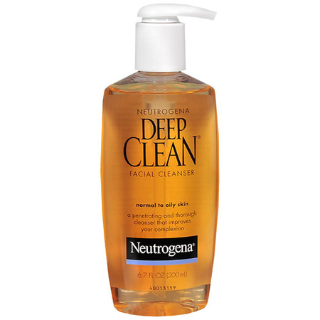 Get Your Diva On ~ Product Review: Neutrogena's Deep Clean Facial Cleanser