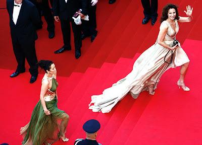 Gong Li, Andie MacDowell