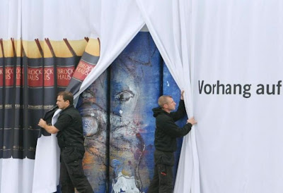 Book fair in Frankfurt