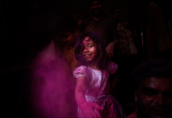 India - Holi Festival of Color - travel