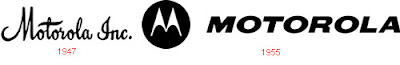 Motorola - Evolution of Logos & Brand