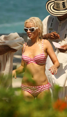 Sexy Celebrities Bikini