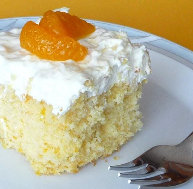 Pineapple Orange Cake: Family, Food, And Fun: Mandarin Orange Pineapple Cake