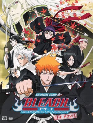 Ver Bleach Pelicula 1 Memories of Nobody online Descargar