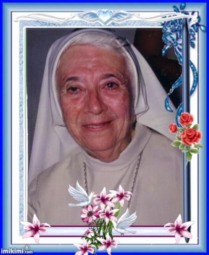 Irmã Maria de Lourdes - Patrona da Escola