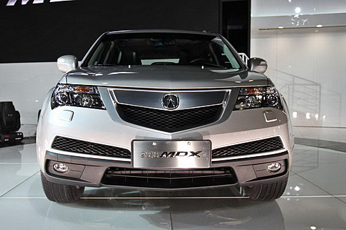 car acura mdx 2010 first drive review. Black Bedroom Furniture Sets. Home Design Ideas